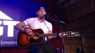 Chase Rice - Jack Daniels and Jesus - CMA Fest 2014
