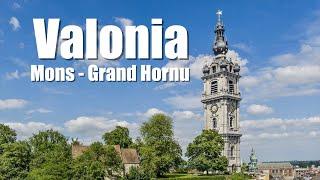 Mons City Tour, Belgium