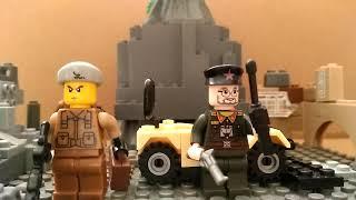 Вторая мировая война (Лего мульт )1часть 1серии.