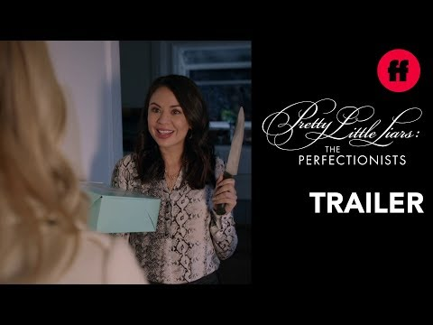 Pretty Little Liars: The Perfectionists (Promo 'Someone is About to Snap')