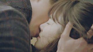 격하고 슬픈, 조인성♥송혜교, 거침없는 '키스' @그 겨울 바람이 분다 13회 20130321
