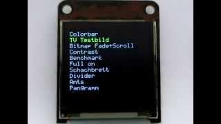 ssd1331 oled display - मुफ्त ऑनलाइन वीडियो