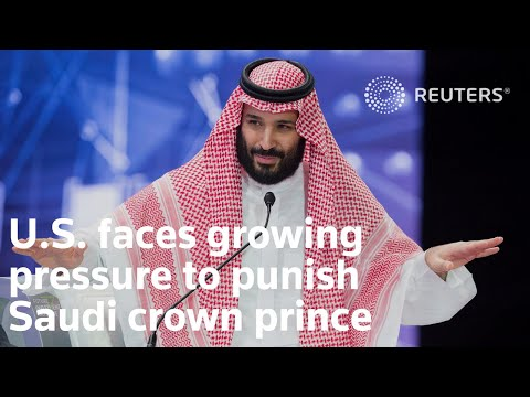 U.S. faces growing pressure to punish Saudi prince