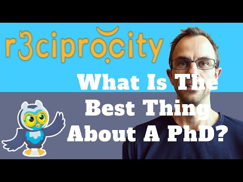 What Is The Best Thing About Getting A PhD / Doctorate (In Business, Economics, Or Science)