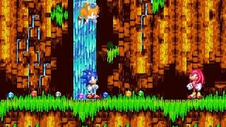 Sonic the Hedgehog 3 Part 1: Angel Island Zone (Sonic & Tails)