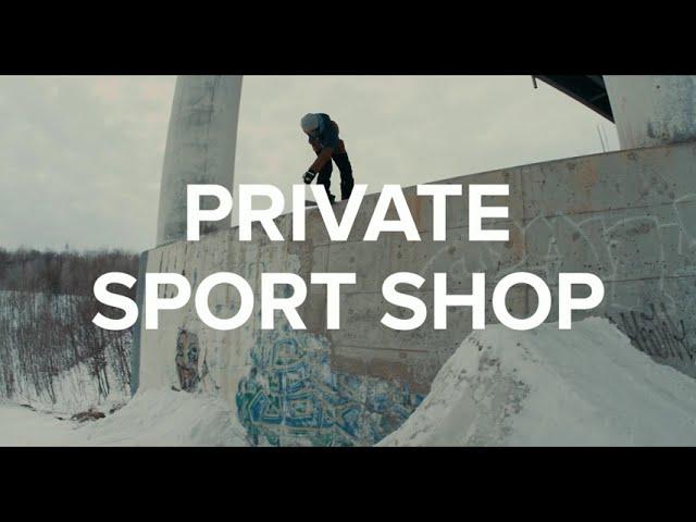Lumière sur: Private Sport Shop, nouveau Grand Partenaire de MBS