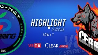 CR vs CES  Highlight [VCS Mùa Xuân 2019][17.03.2019][Ván 1]