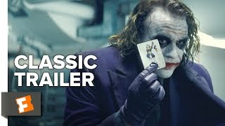 The Dark Knight (2008) Official Trailer #1 - Christopher Nolan Movie High Quality Mp3