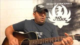 Can't Find Many Kissers - Hank Williams Jr. Cover by Faron Hamblin