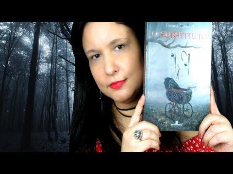 O substituto - Autora:  Brenna Yovanoff (Resenha do Livro) - Aventura Literária