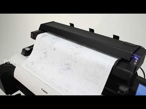 TM-5305 MFP T36 Color Large Format Multifunction Printer