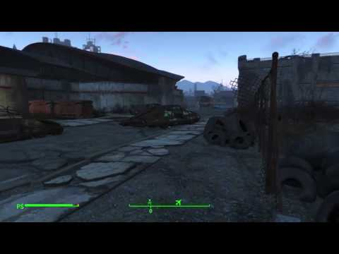 Boston airport mesh/texture bug :: Fallout 4 General Discussions