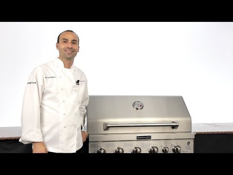 KitchenAid Gas Grill Overview