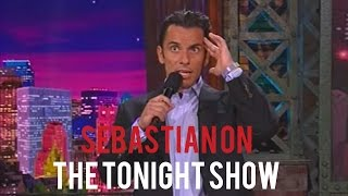Sebastian Maniscalco on The Tonight Show
