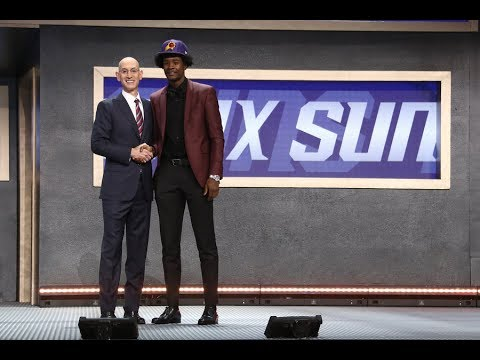 Josh Jackson Drafted 4th Overall By Phoenix Suns in 2017 NBA Draft