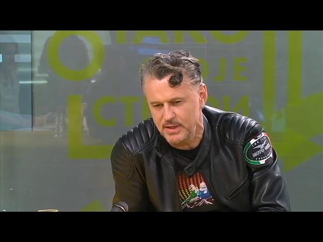 Tako stoje stvari - Intervju - Željko Džek Dimić - 14.02.2018
