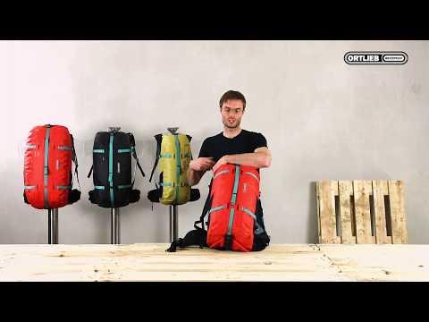 Reisetasche und Outdoor-Rucksack in einem – der neue Atrack