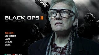 Brick Top Plays Black Ops 2 (Soundboard Gaming)