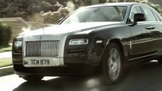Rolls-Royce Ghost. The Power of Simplicity