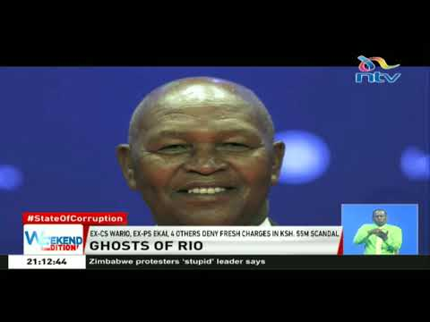 Ex-NOCK chair, Kipchoge Keino, now a state witness in Rio 2016 graft case