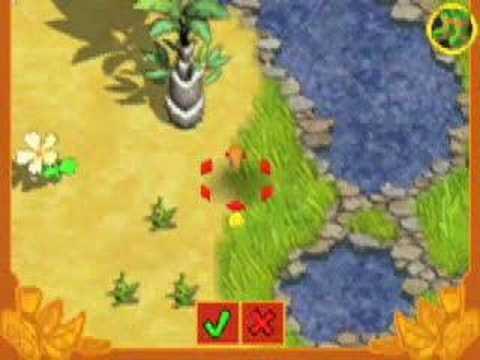 Видео № 1 из игры Viva Pinata Pocket Paradise [DS]