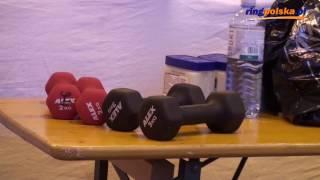 Wladimir Klitschko - Open WorkOut before Jean Marc Mormeck fight, part 2