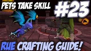Pets take Skill | Episode 24 [ACE HUNTING GUIDE] Runescape 3