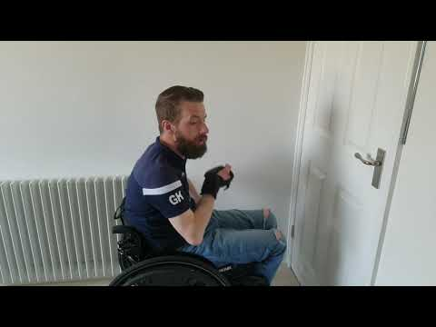 Resistance Band | Disability Gym Workouts From Home