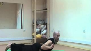 Смотреть онлайн Урок эффективных упражнений для калланетики