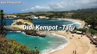 Didi Kempot Tatu (Official Lirik Video) Ambyar