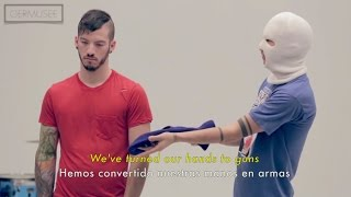Twenty One Pilots - Guns For Hands (Lyrics/Subtitulada En Español) [Official Video]
