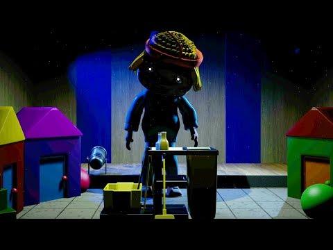 DO NOT STAY OVERNIGHT AT JOLLIBEE'S! ANIMATRONICS MOVE..   FNAF Jollibee's (Five Nights at Freddy's)