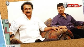 Sabareesan-the man behind DMK's political strategy