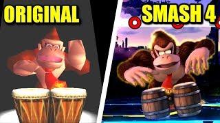 Super Smash Bros. 4 - Origin of All Final Smashes