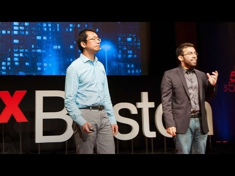 Steve Ramirez and Xu Liu (TED Talks)