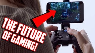 Microsoft xCloud and Google Stream: The Future of Gaming is Here!... Again!