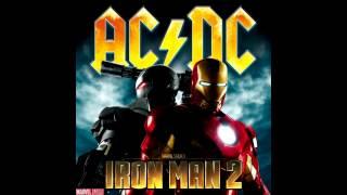 AC/DC - Big Gun (Lyrics+HQ)