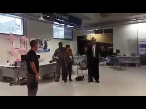 Tentativa de assalto na Caixa Econômica em Embu das Artes
