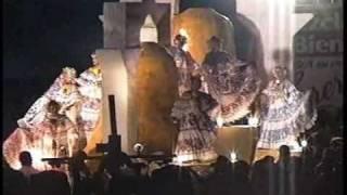 preview picture of video 'Martes de Carnaval Las Tablas Panamá 1995-4 - Mardi Gras'