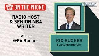 Gottlieb: Ric Bucher talks Cavs and Knicks