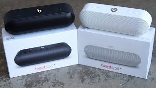 Beats Pill+ Review and Sound Test