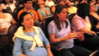 Estimulación prenatal en directo