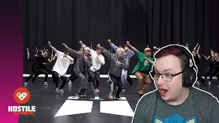 [CHOREOGRAPHY] BTS (방탄소년단) 'ON' Dance Practice - REACTION!