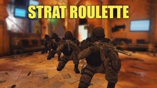 STRAT ROULETTE #8! - Rainbow Six Siege