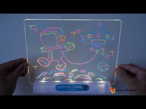 Lavagna magica Mitama Creangolo 62502 Video Recensione