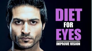 Nutrition Plan to Improve EYE SIGHT or VISION | Plan by Guru Mann - Download this Video in MP3, M4A, WEBM, MP4, 3GP