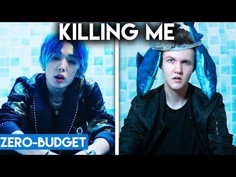 K-POP WITH ZERO BUDGET! (iKON - KILLING ME)