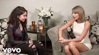 Alessia Cara - Taylor Swift Interviews Alessia Cara (Part 1)
