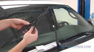 Wiper Blade Replacement Toyota Tundra