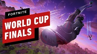 Fortnite World Cup Solo Finals - Full Match (Bugha)